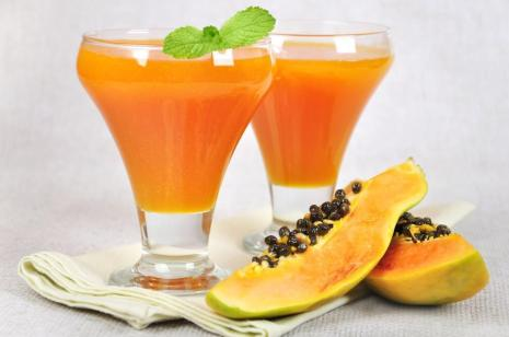 jugo-de-papaya